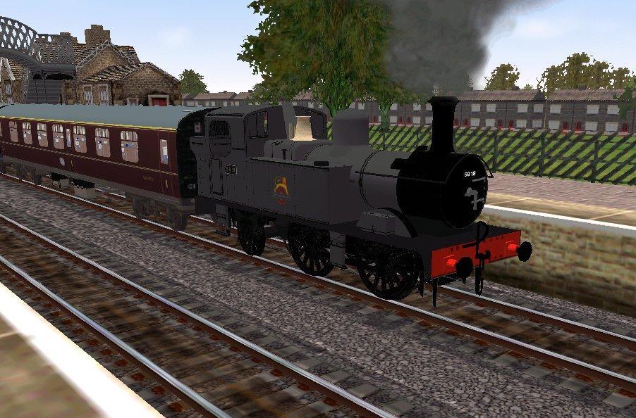 les locomotives a vapeurs anglaises